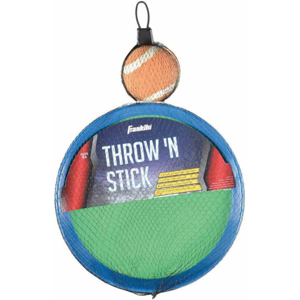 FRANKLIN SPORTS Throw N Stick - TEAL