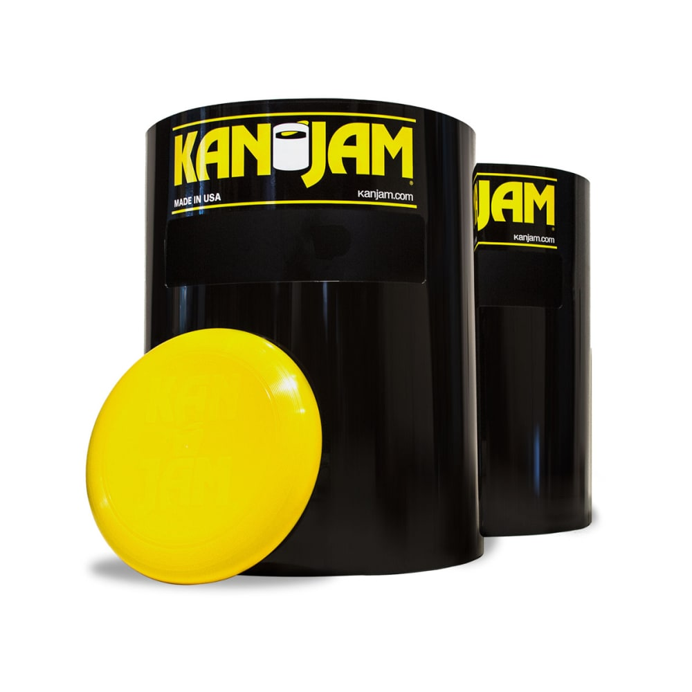 KAN JAM Original Disc Game - BLACK