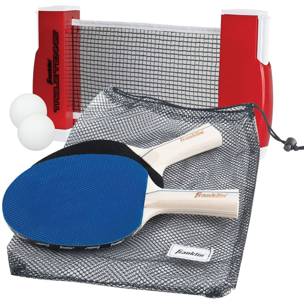 FRANKLIN Table Tennis To-Go Set ONE SIZE