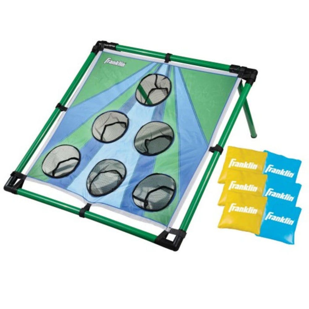 FRANKLIN SPORTS Bean Bag Toss - TEAL