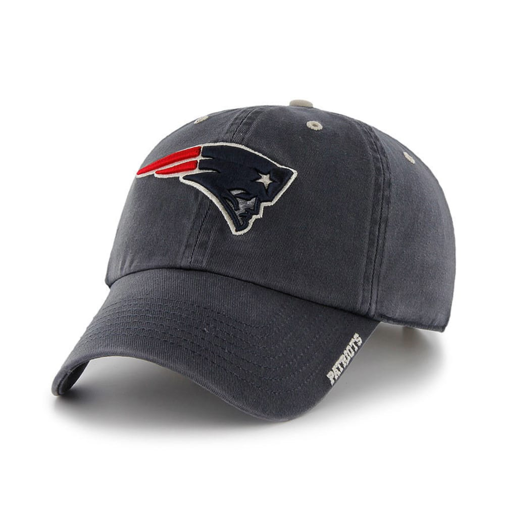 New England Patriots Ice Adjustable Cap - White, 1 SIZE