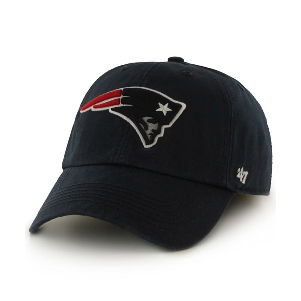 NEW ENGLAND PATRIOTS Men's '47 Franchise Fitted Cap - NAVY