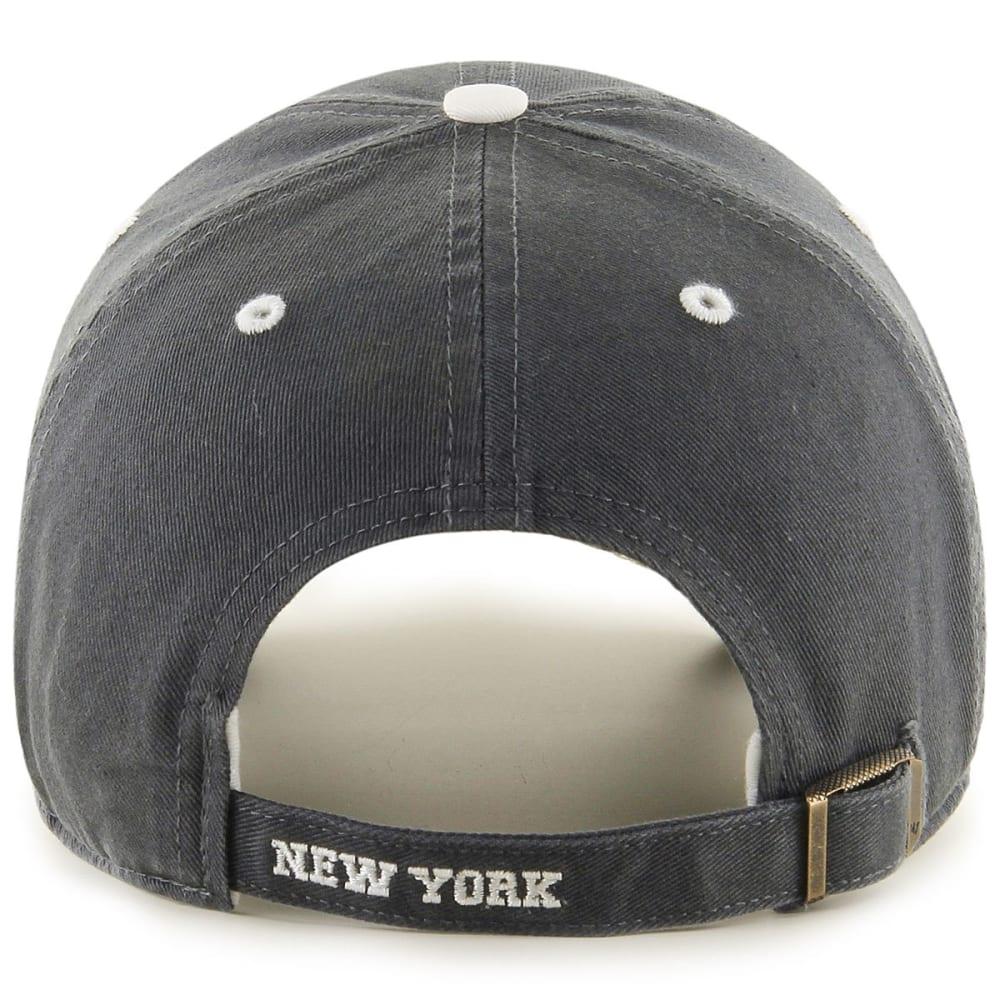 NEW YORK GIANTS Ice Adjustable Cap - CHARCOAL