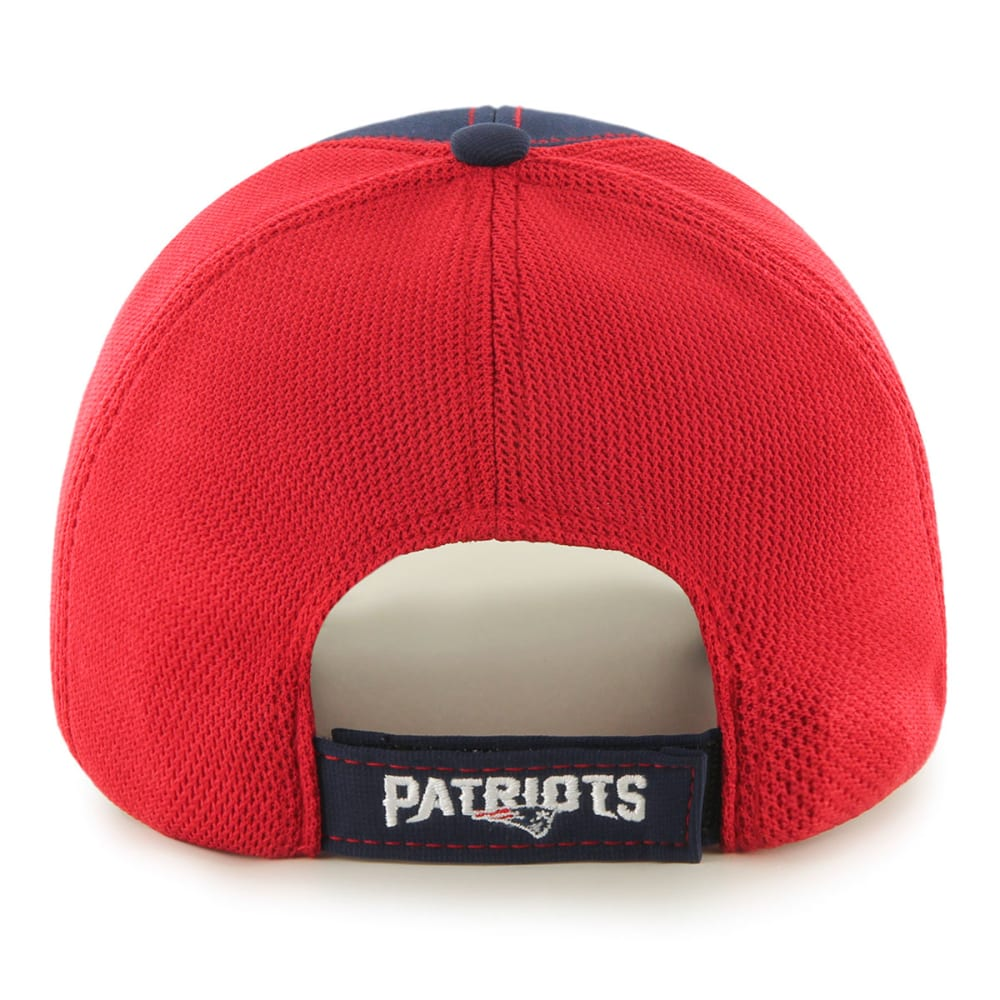 NEW ENGLAND PATRIOTS Cooler Mesh Cap - NAVY