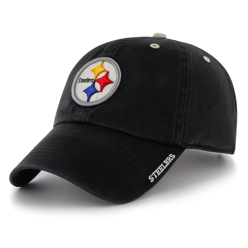 PITTSBURG STEELERS Ice Adjustable Cap - ALLOY