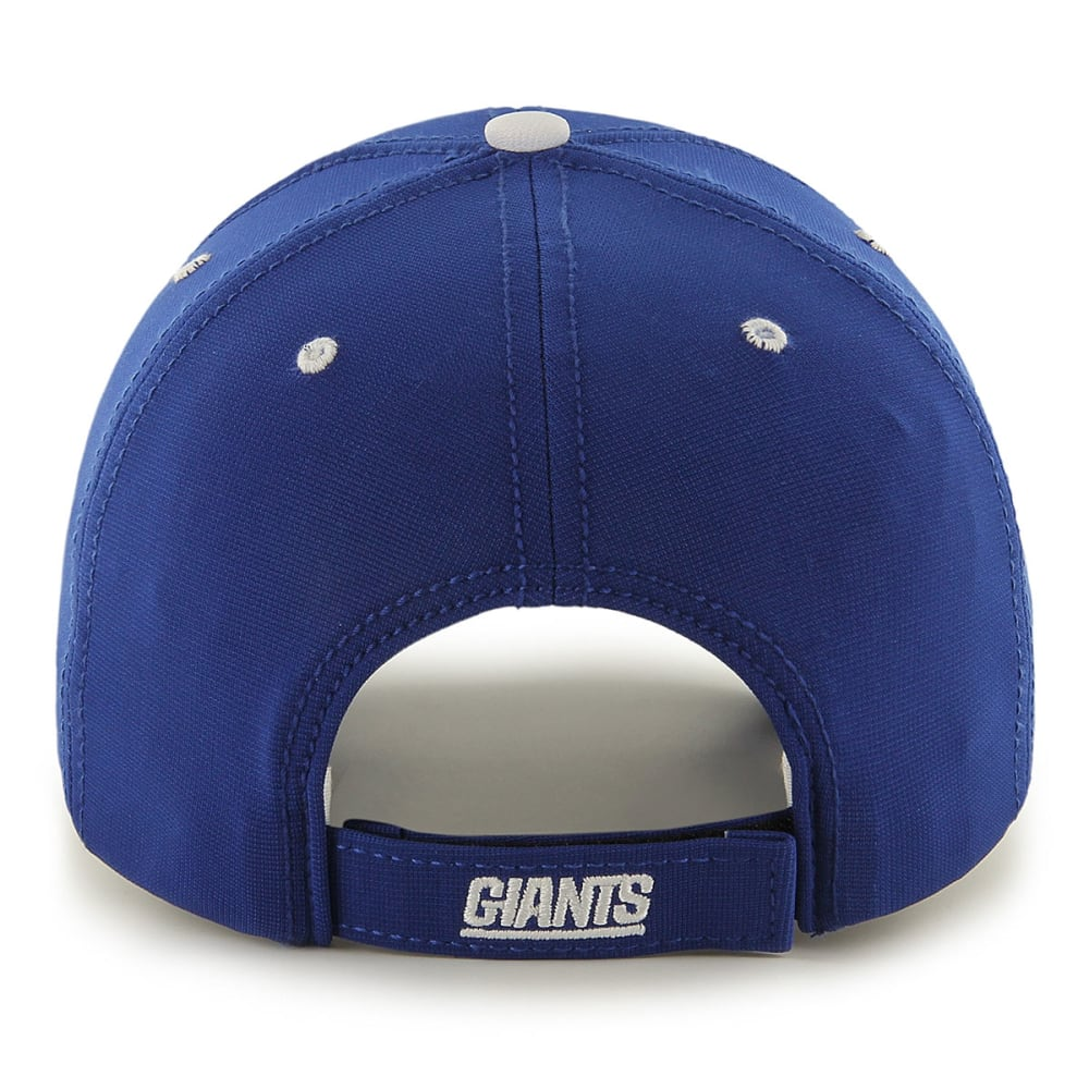 NEW YORK GIANTS Men's Condenser Adjustable Cap - MOTOR RED