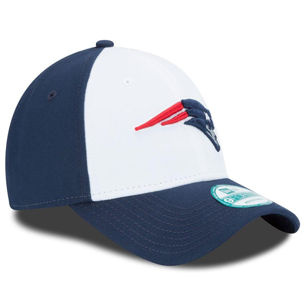 NEW ENGLAND PATRIOTS Men's League Adjustable Cap - WHITE/SKY BLUE