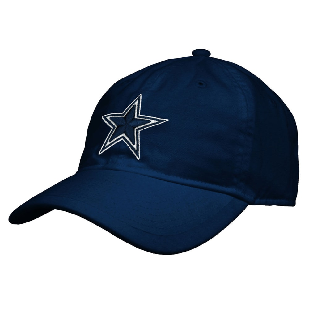 DALLAS COWBOYS Slouch Adjustable Hat - NAVY