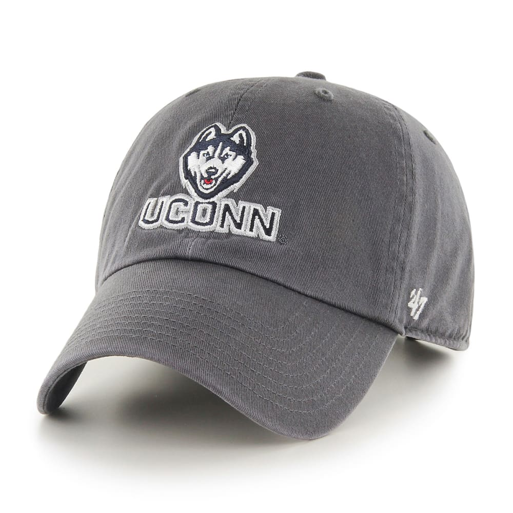 UCONN Men's Clean Up Adjustable Hat - UCONN