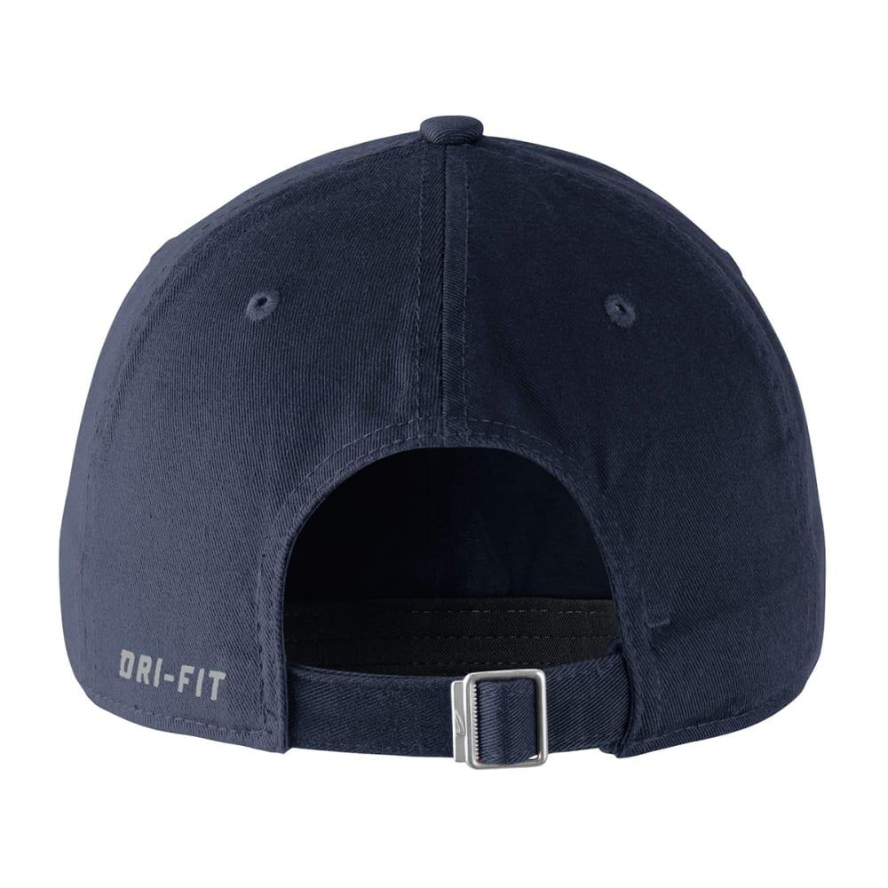UCONN HUSKIES Nike Men's Dri-FIT Adjustable Cap - NAVY UC1