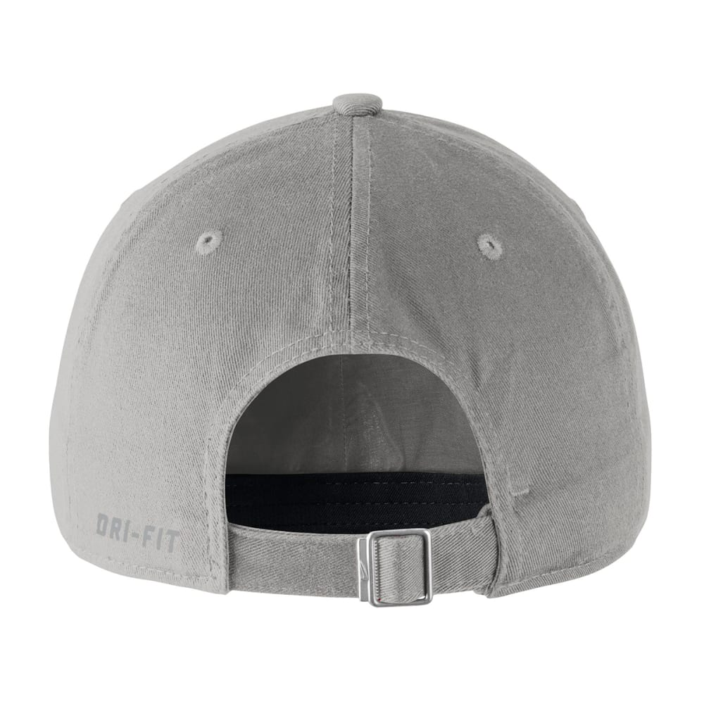 UCONN HUSKIES Nike Men's Dri-FIT Adjustable Cap - GREY UC4