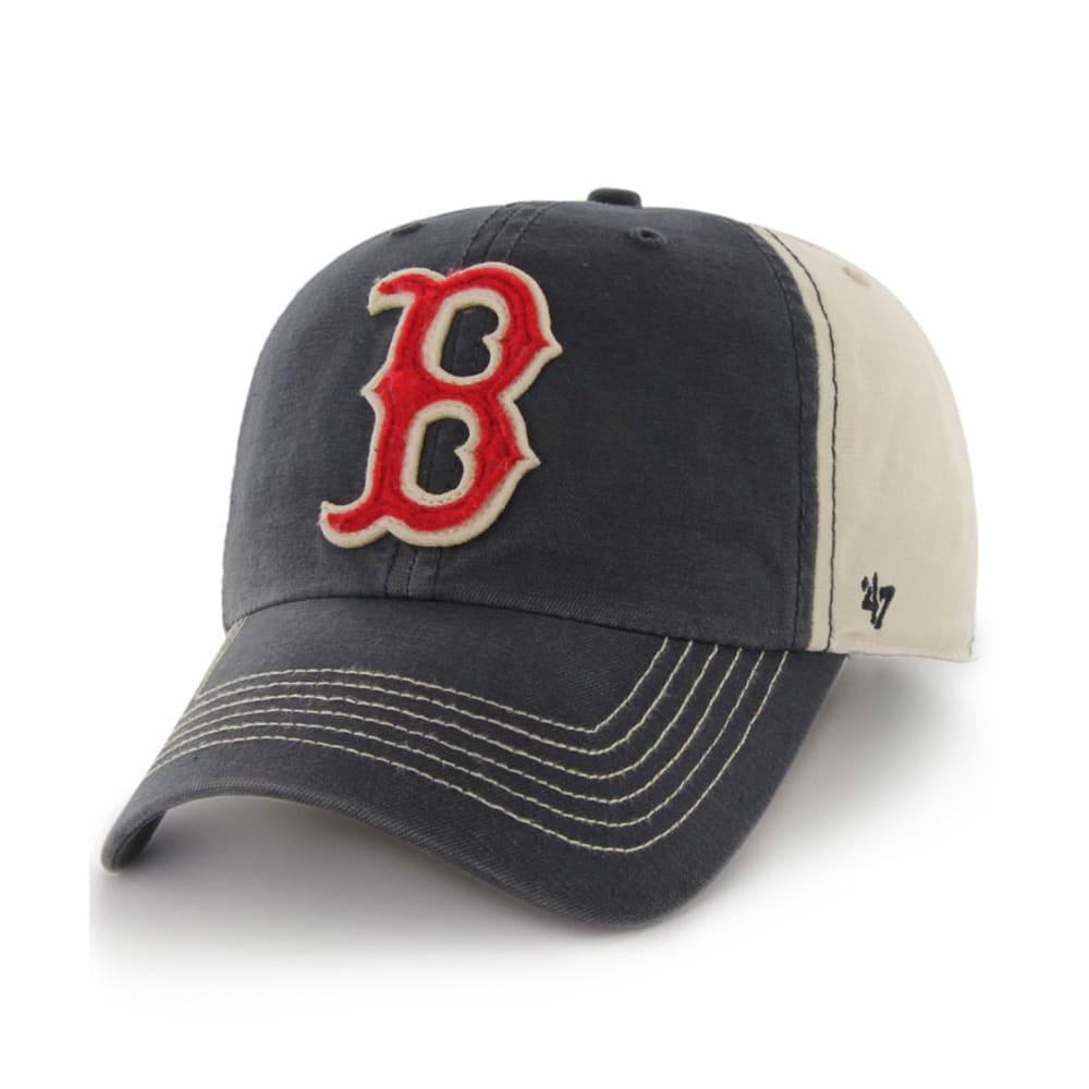 BOSTON RED SOX Hayden Adjustable Hat - NAVY