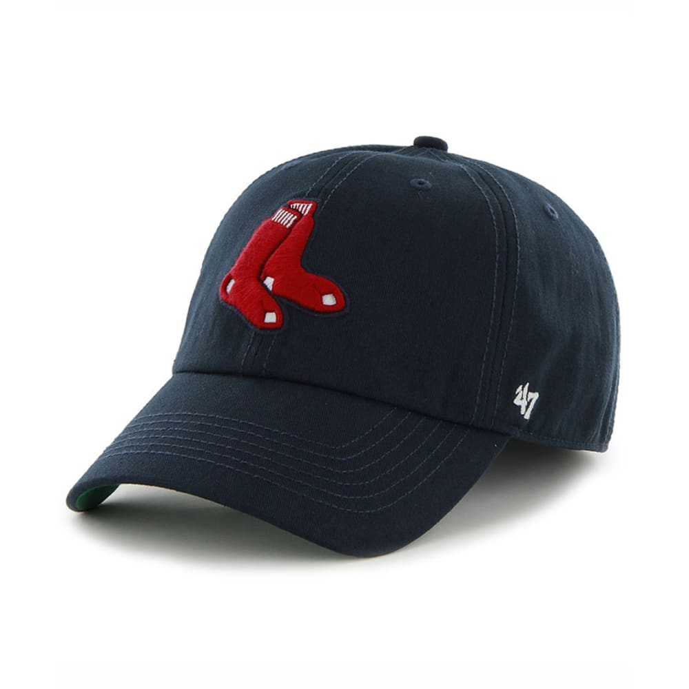 BOSTON RED SOX '47 Franchise Fitted Hat - NAVY