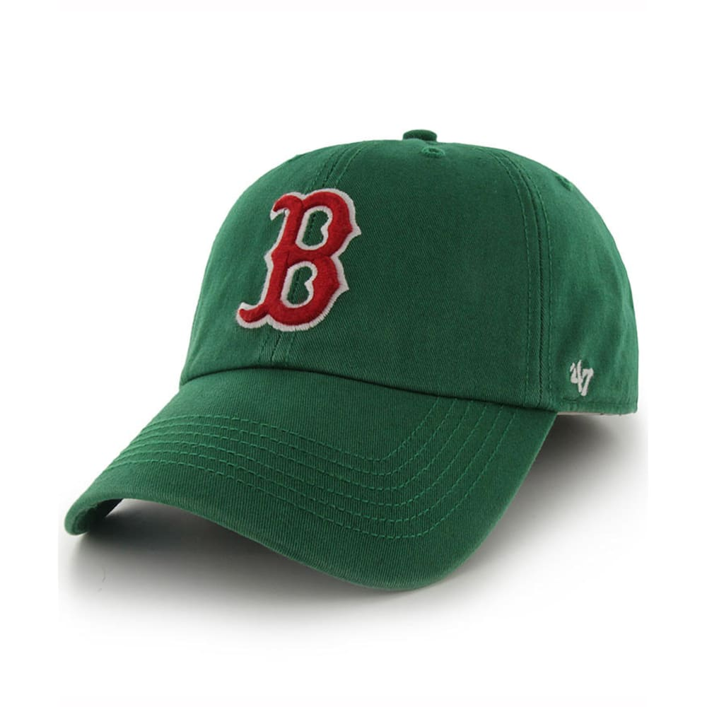 BOSTON RED SOX Men's Kelly '47 Franchise Fitted Hat - KELLY GREEN