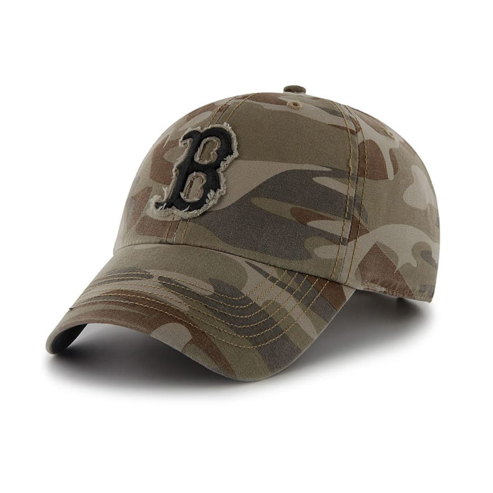 47 BRAND Boston Red Sox Adjustable Cap - CAMO