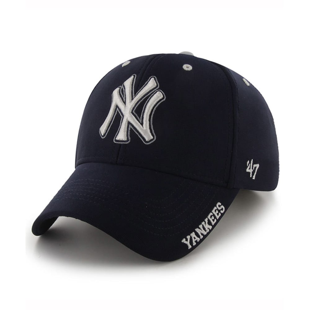 NEW YORK YANKEES Condenser Adjustable Hat - NAVY