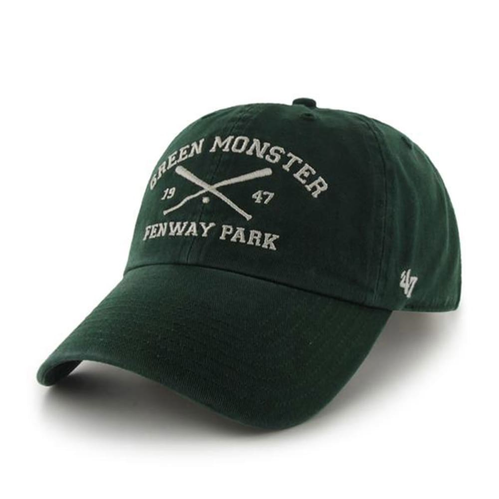 BOSTON RED SOX Green Monster Clean Up Hat - GREEN