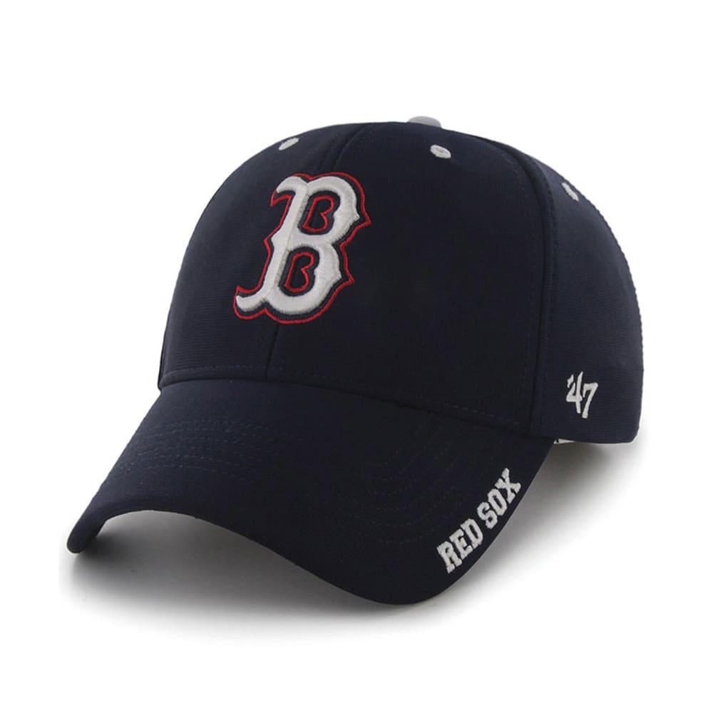 BOSTON RED SOX Men's '47 Condenser Adjustable Cap - NAVY