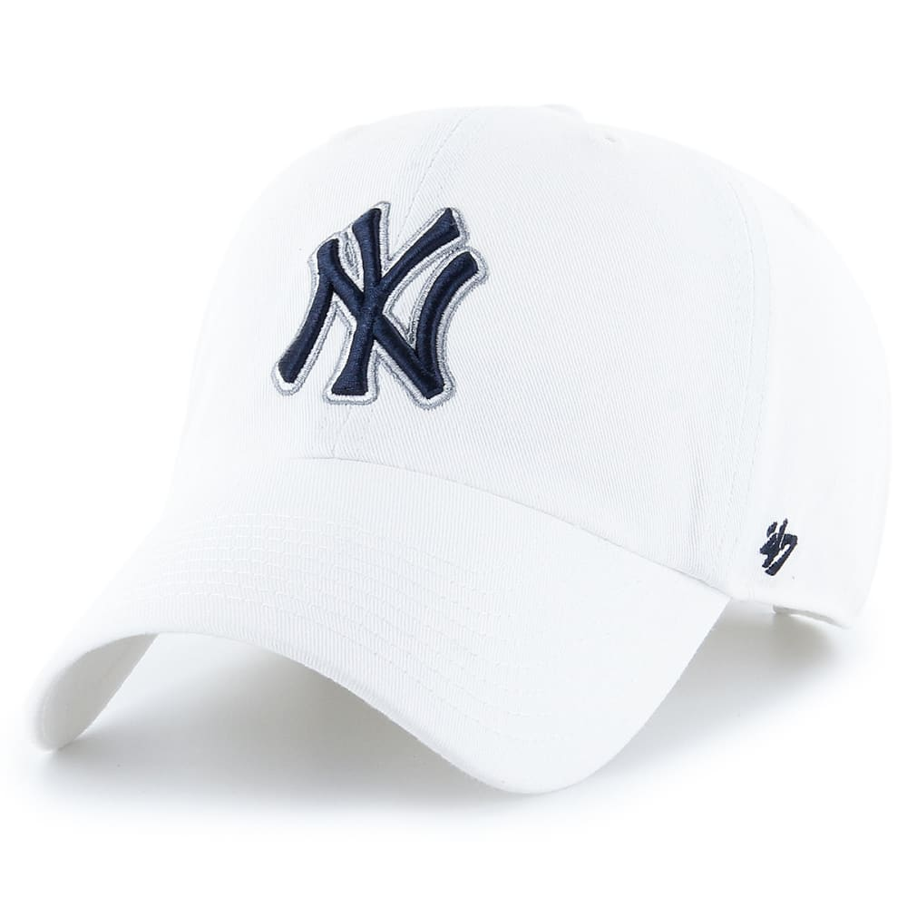 NEW YORK YANKEES '47 Clean Up Adjustable Cap ONE SIZE