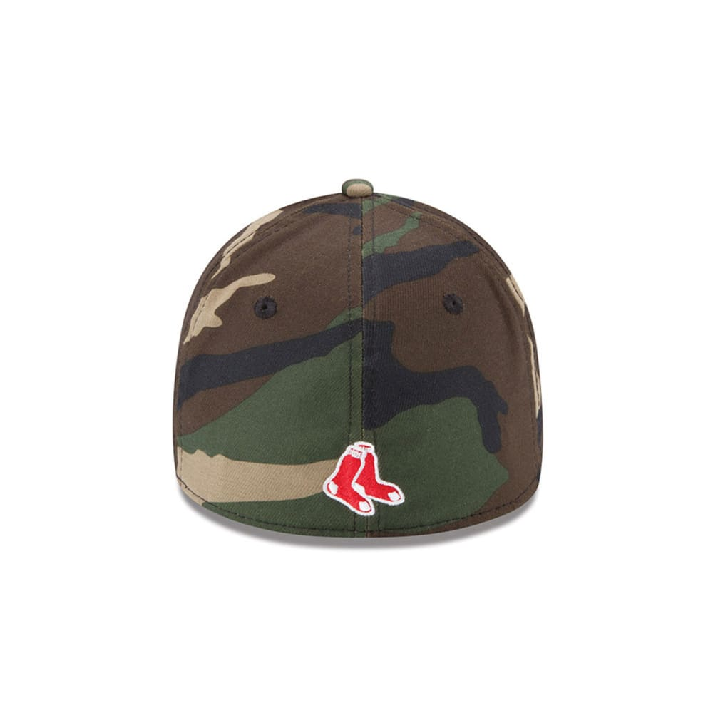 BOSTON RED SOX Camo League Classic Cap - CAMO