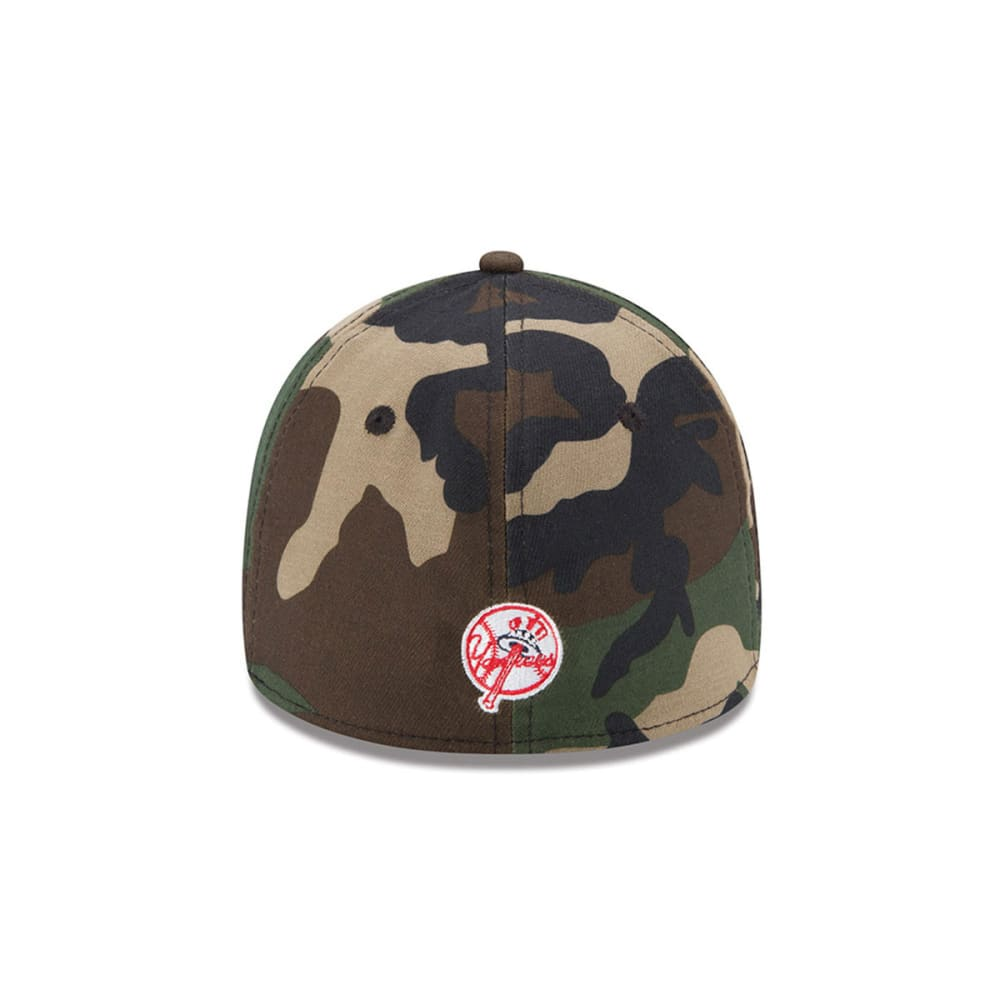 NEW YORK YANKEES Camo League Classic Hat - NAVY