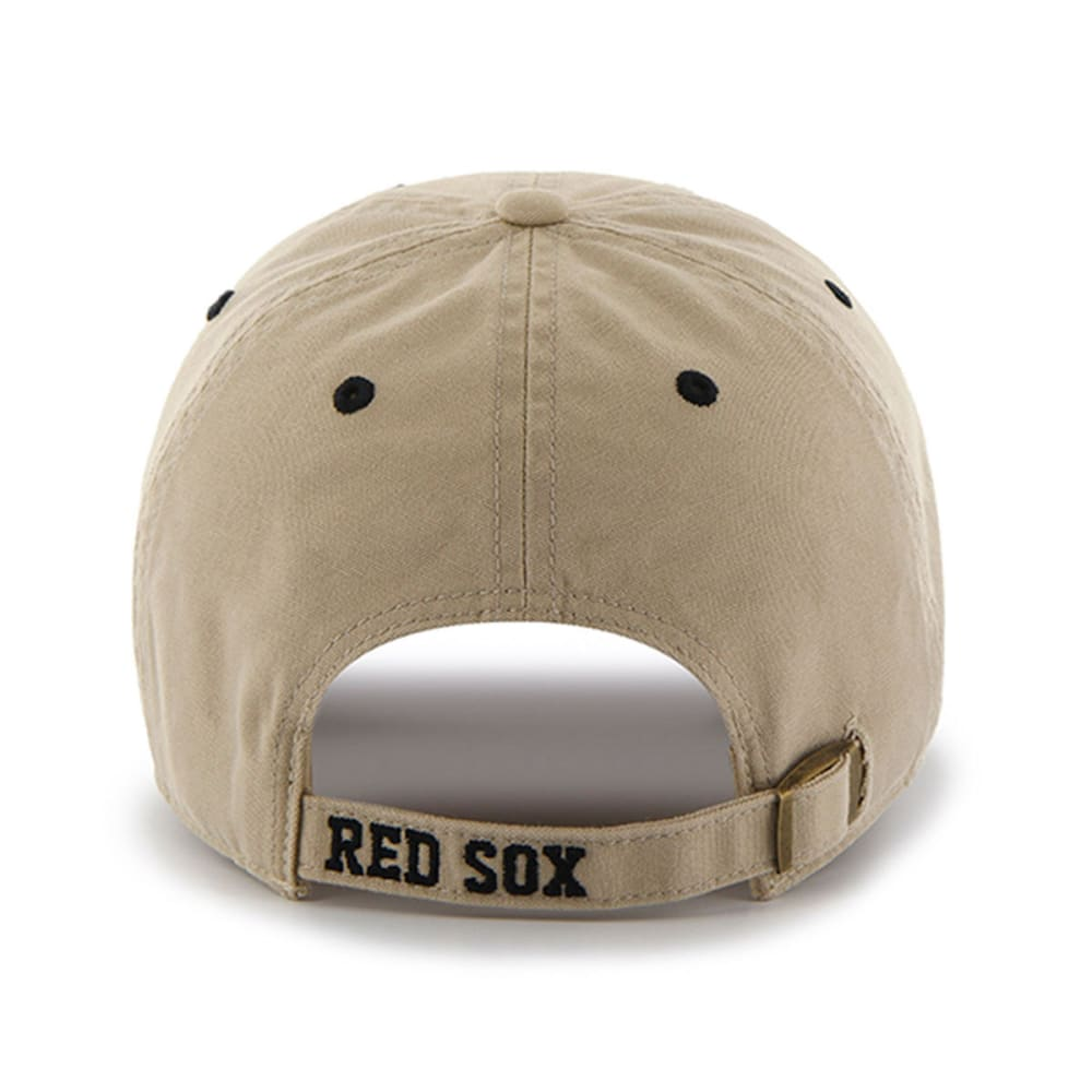 BOSTON RED SOX Men's Gibbs '47 Clean Up Hat - NATURAL