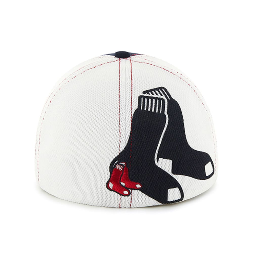 BOSTON RED SOX Reversal Team Color Closer Hat - NAVY
