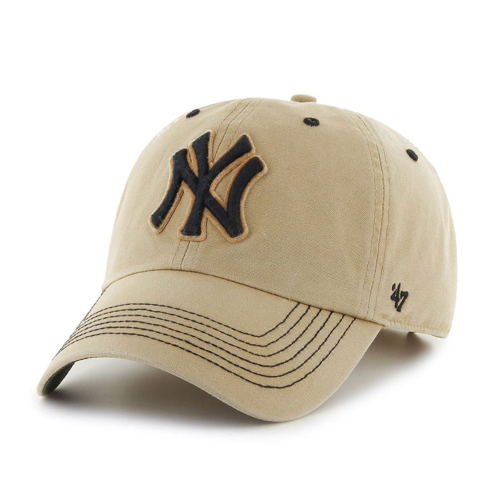 NEW YORK YANKEES Gibbs Clean Up Hat - NATURAL