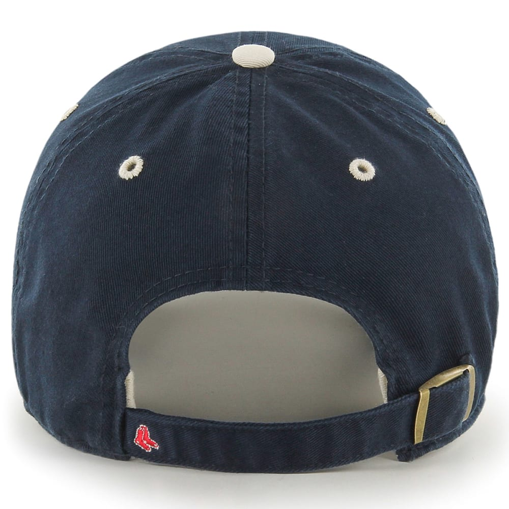 BOSTON RED SOX Men's '47 Ice Adjustable Hat - NAVY