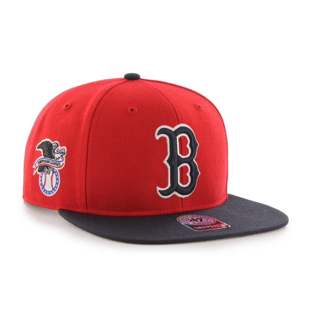 BOSTON RED SOX Sure Shot Snapback - RED SOX