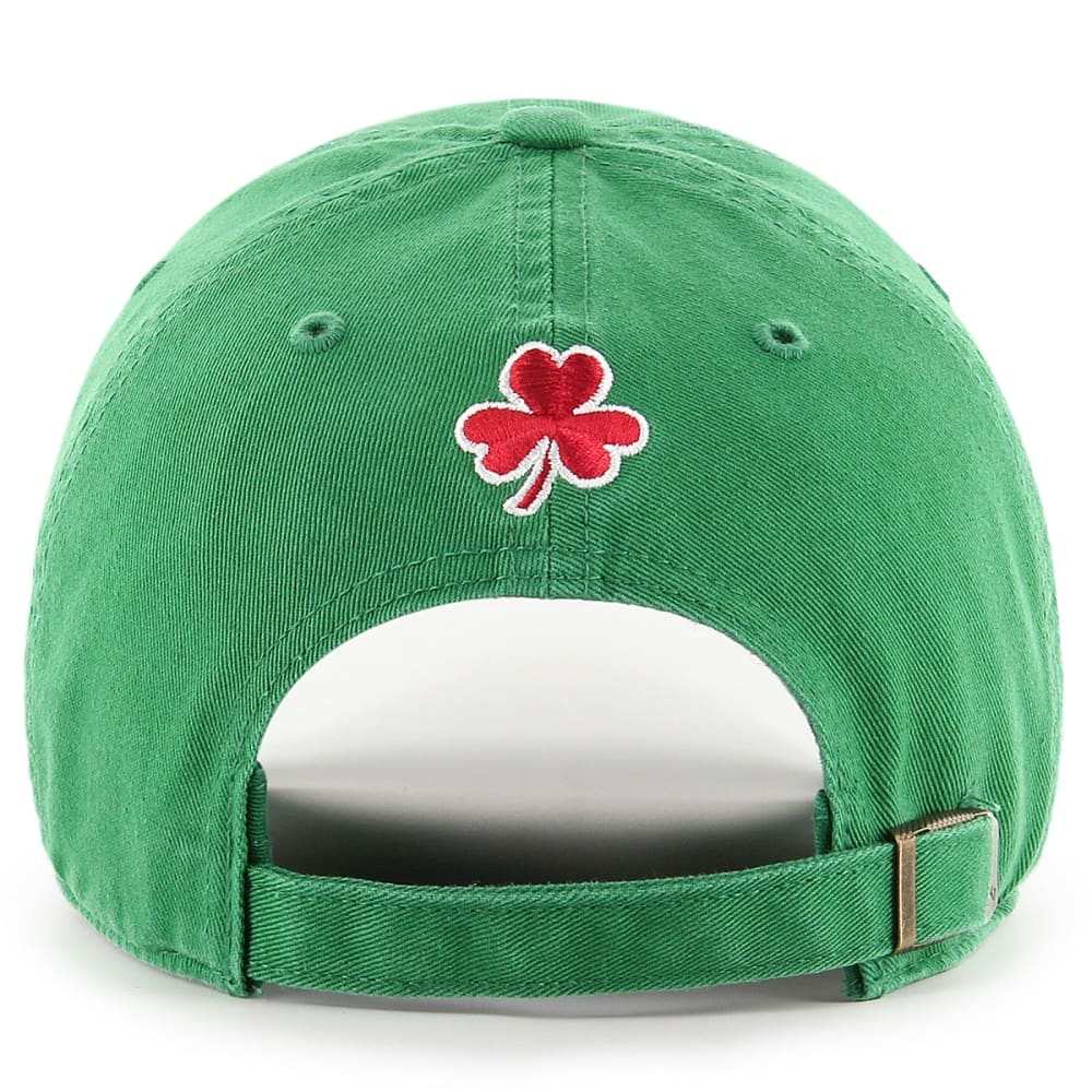 BOSTON RED SOX Green '47 Clean Up Adjustable Cap - GREEN