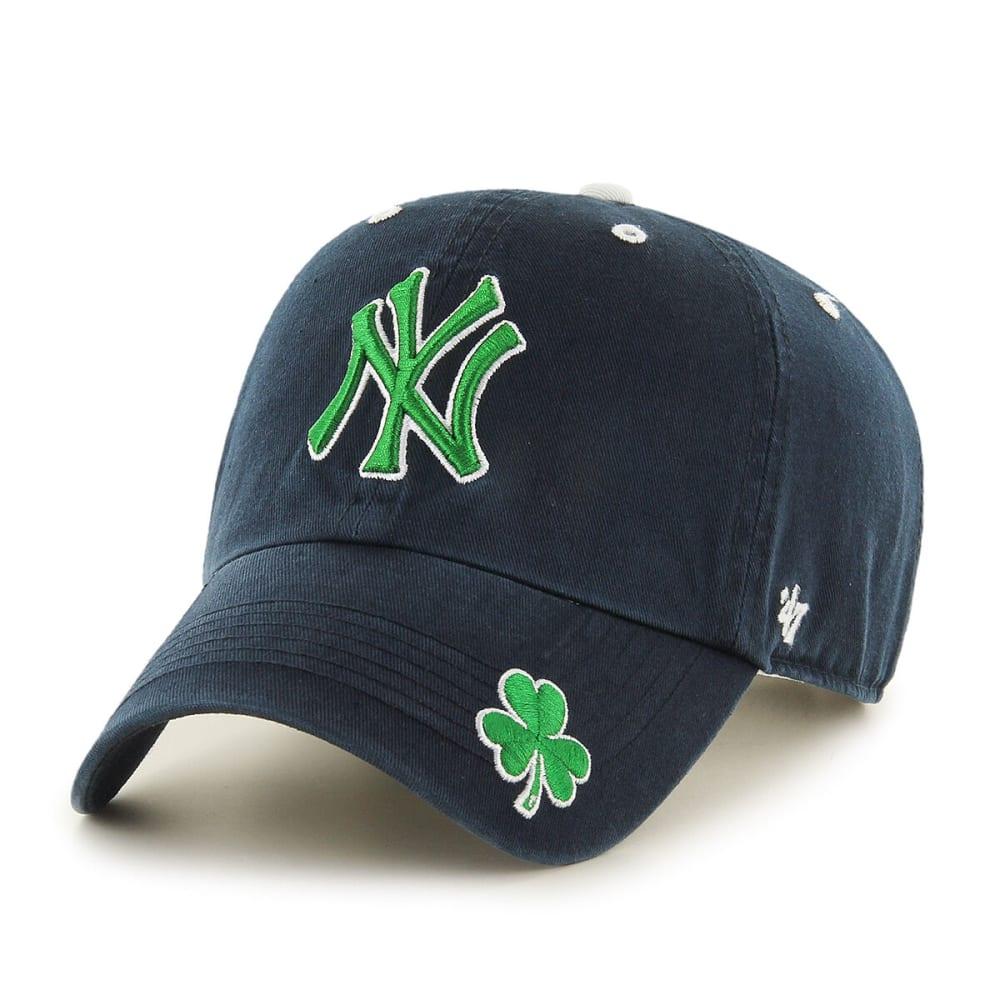 NEW YORK YANKEES '47 Ice Clean Up Adjustable Cap - NAVY