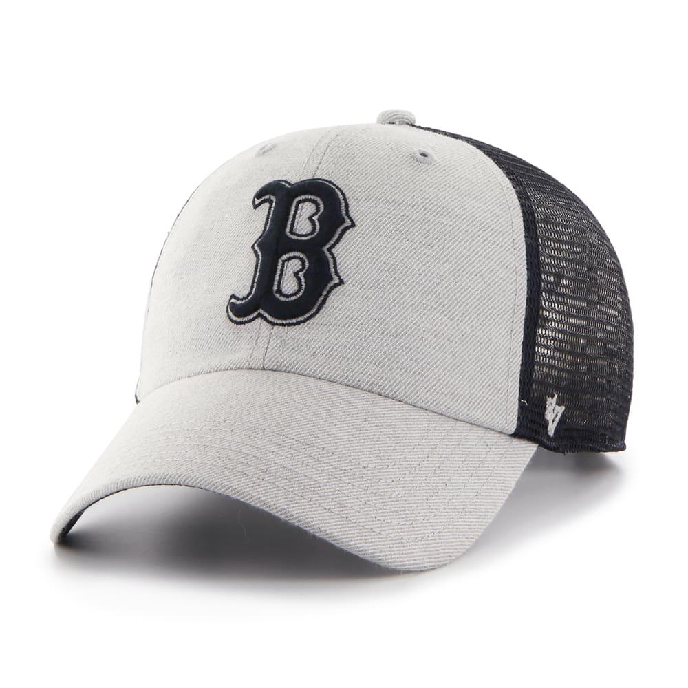 BOSTON RED SOX Tamarac Mesh Adjustable Cap - GREY/NAVY