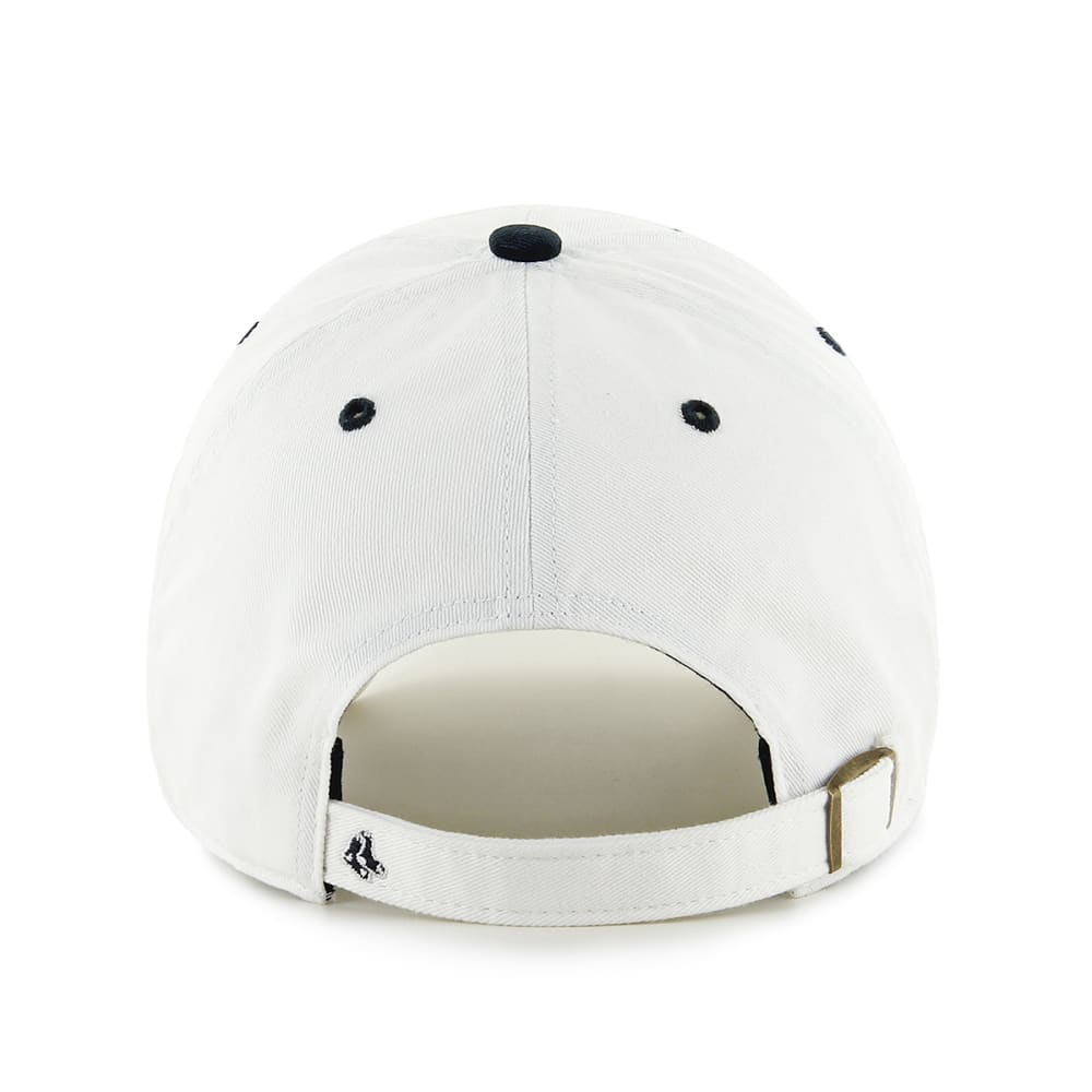 BOSTON RED SOX Men's '47 Ice White Adjustable Cap - WHT