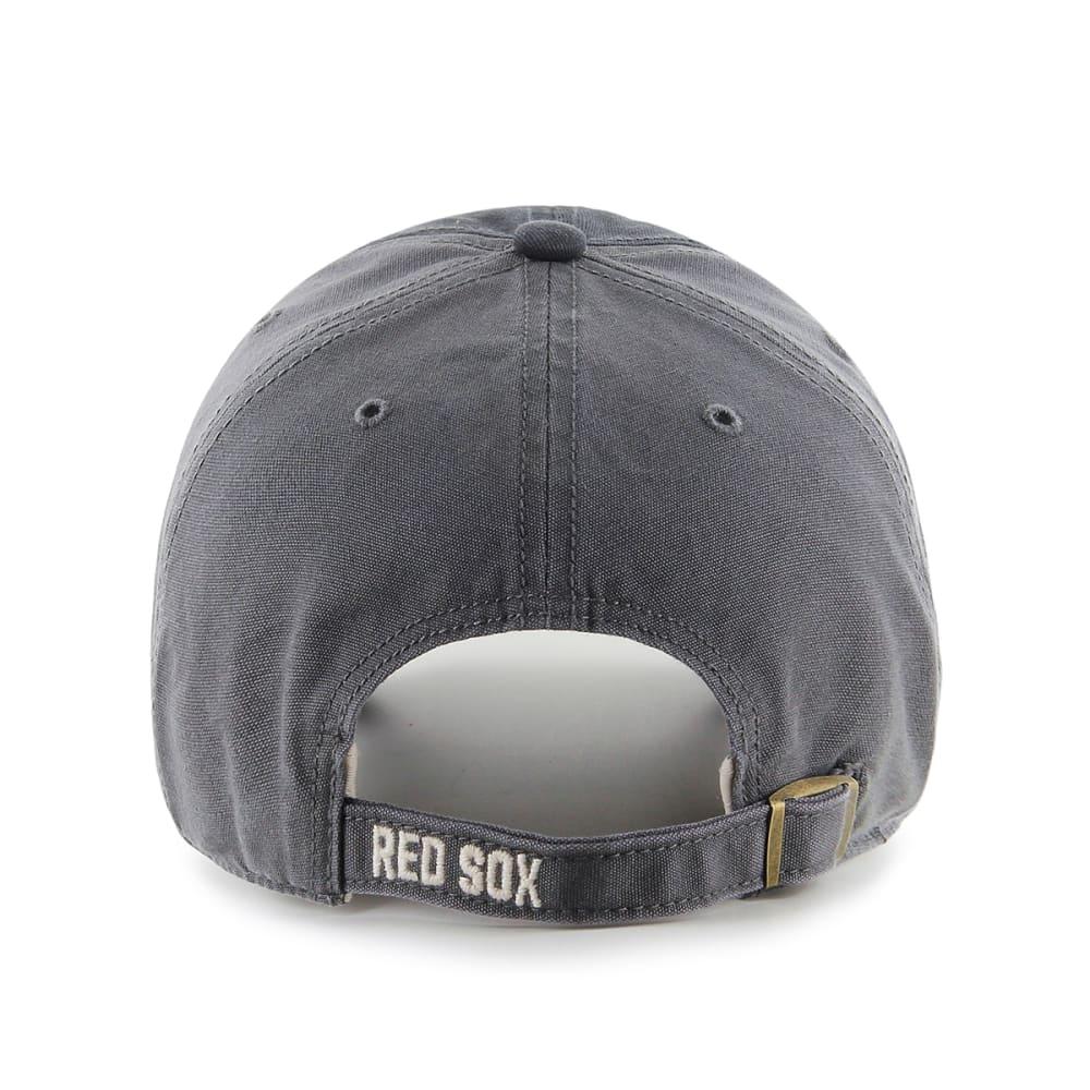BOSTON RED SOX Cronin 2-Tone Adjustable Cap - GREY