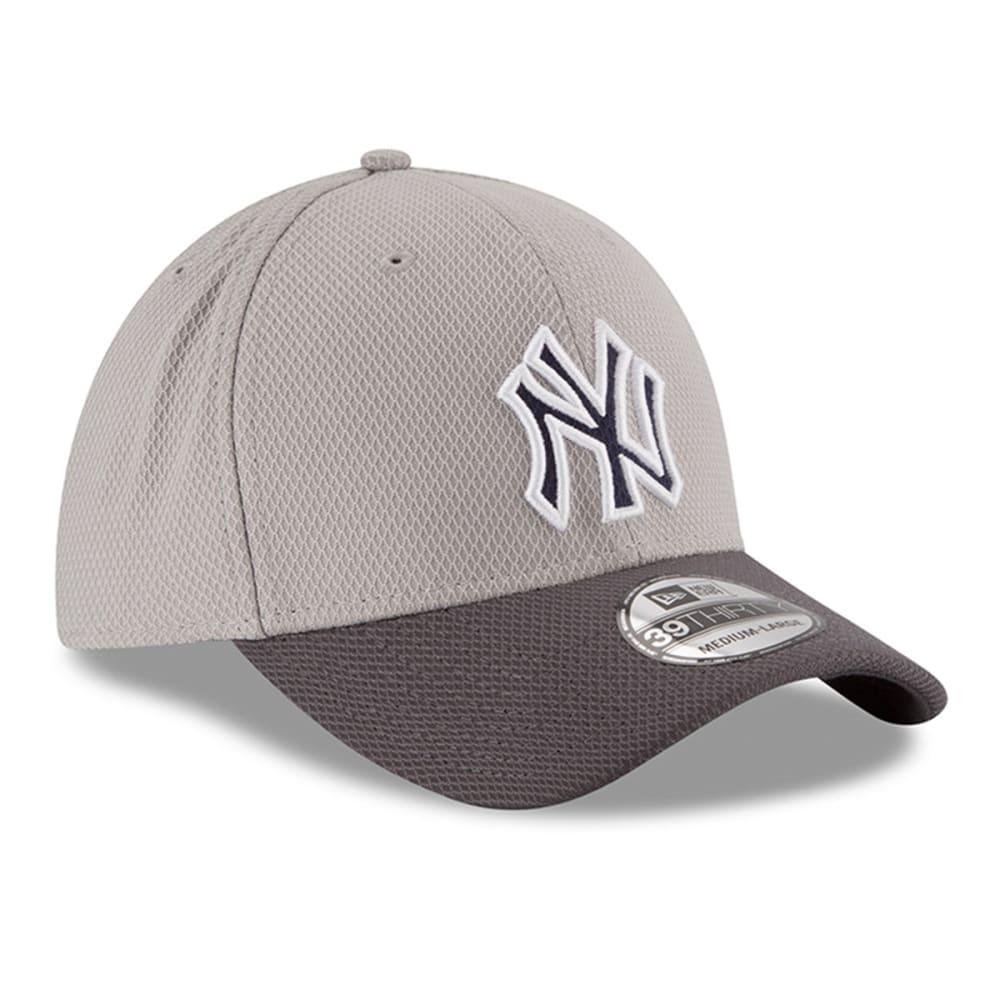 NEW YORK YANKEES Team Greyed 39Thirty FlexFit Cap - YANKEES