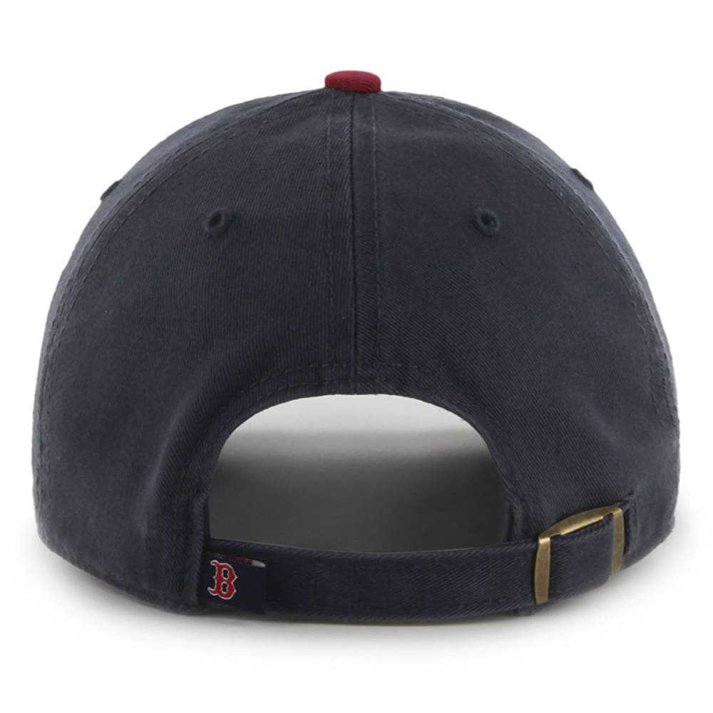BOSTON RED SOXS Men's '47 Twins Enterprises Hat - NAVY