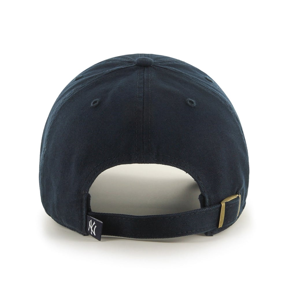 NEW YORK YANKESS Men's Adjustable Hat - NAVY