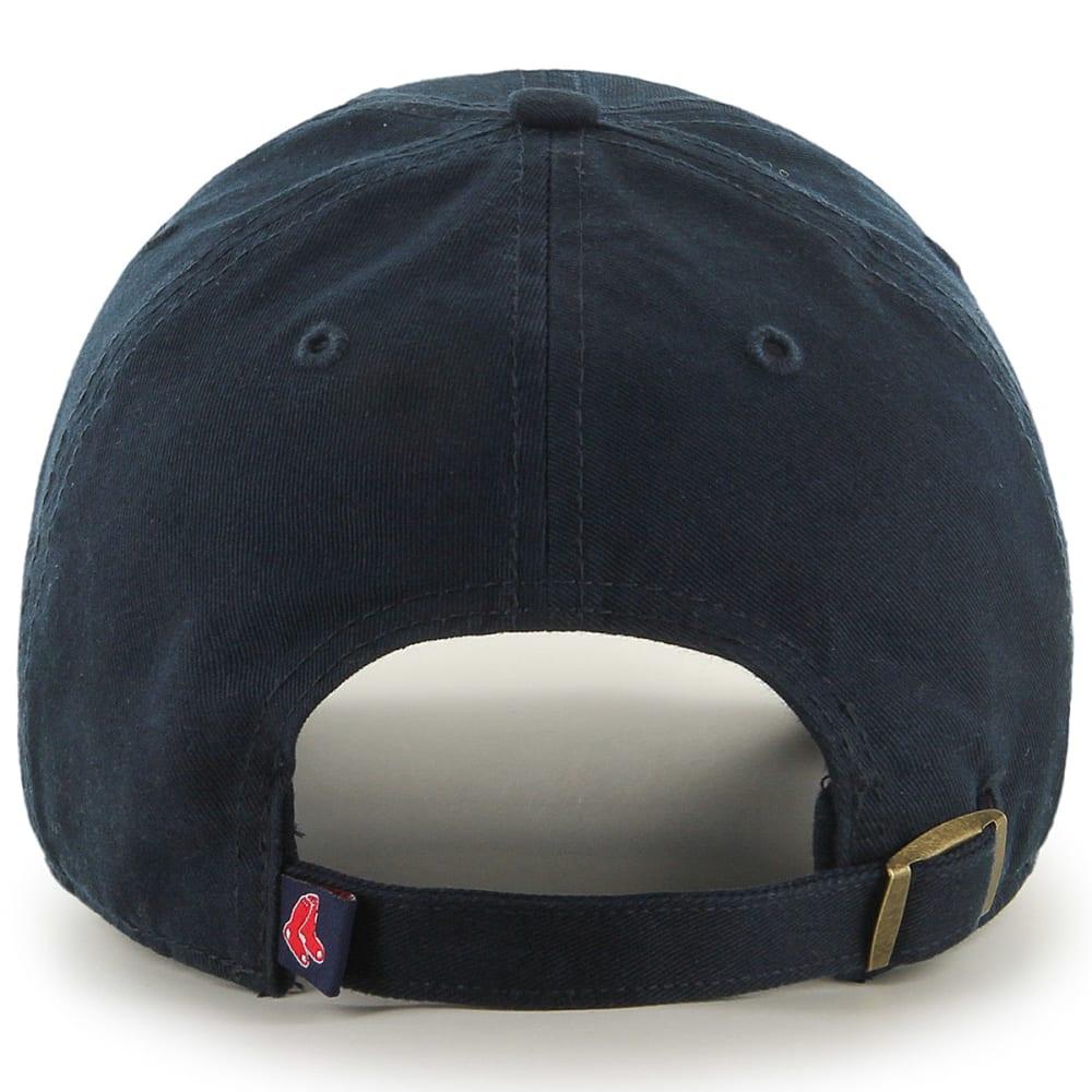 BOSTON RED SOX Men's Raised Garment Hat - NAVY