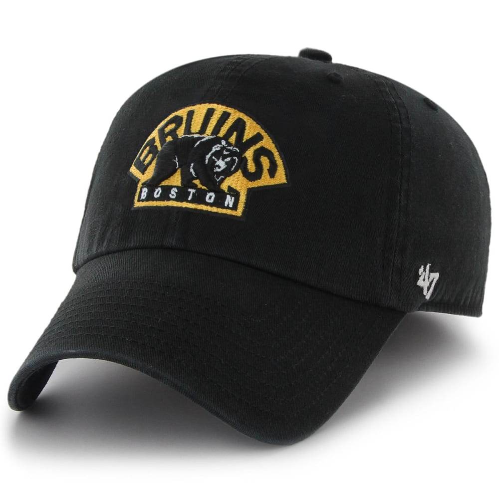 BOSTON BRUINS '47 Clean Up Adjustable Cap ONE SIZE