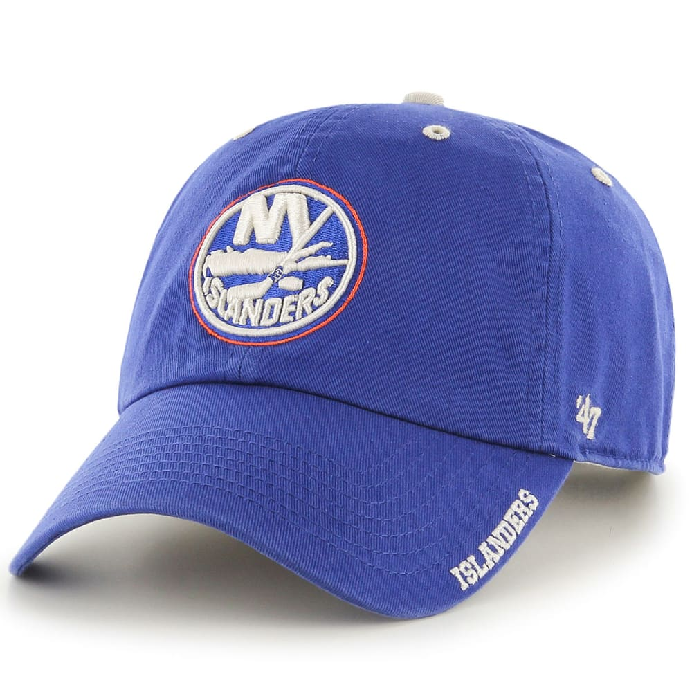 NEW YORK ISLANDERS Ice Royal Adjustable Cap - ROYAL