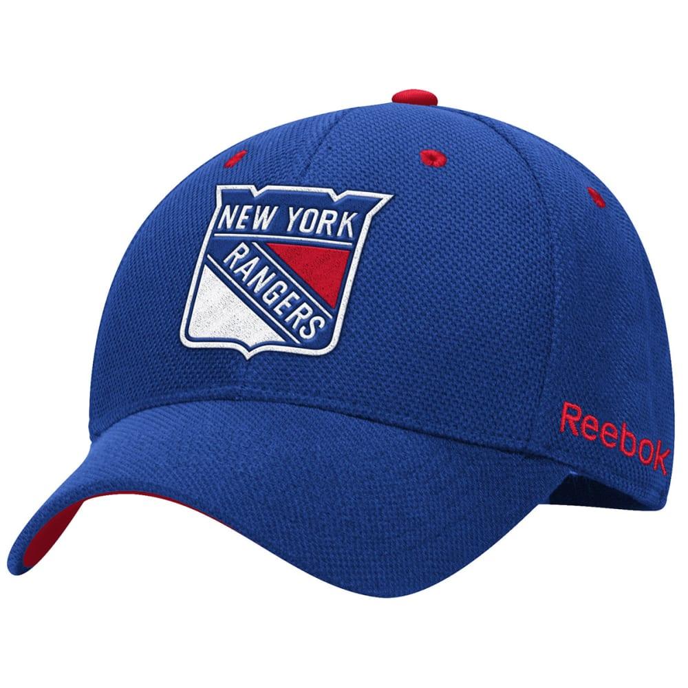 NEW YORK RANGERS Royal Flex Fit Cap - ROYAL