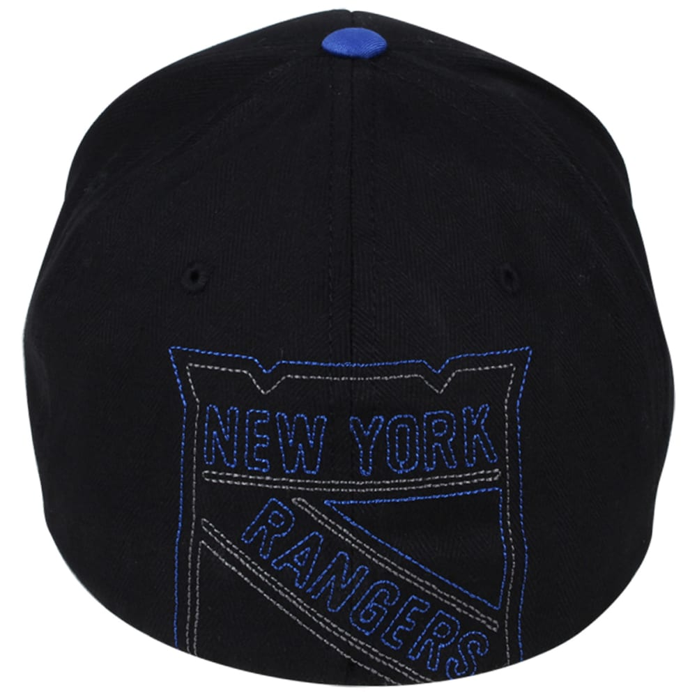 NEW YORK RANGERS Black Knight Flex Fit Cap - NAVY