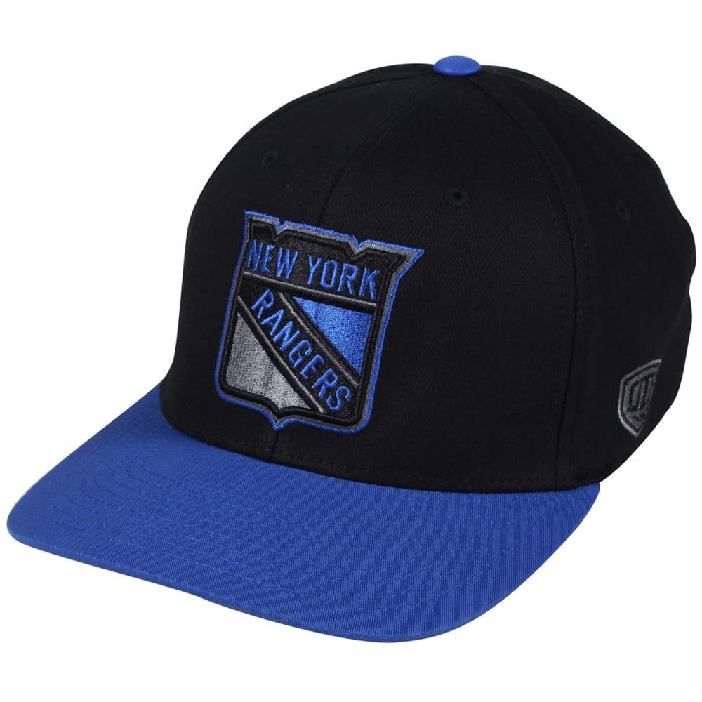 NEW YORK RANGERS Black Knight Flex Fit Cap - NAVY