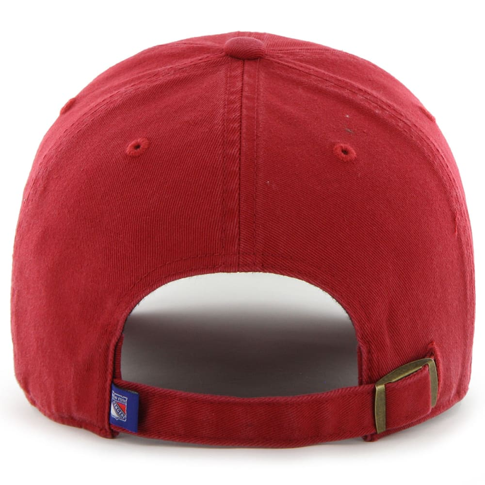 NEW YORK RANGERS '47 Clean Up Adjustable Cap - RED