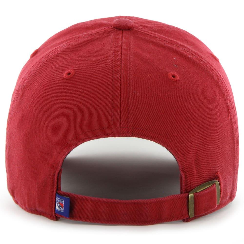 NEW YORK RANGERS '47 Clean Up Adjustable Cap - RED
