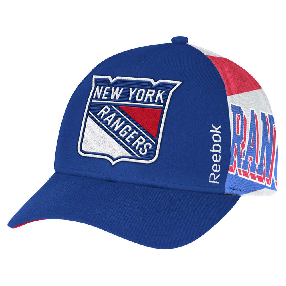 NEW YORK RANGERS 2015 Stanley Cup Playoffs Hat - NAVY