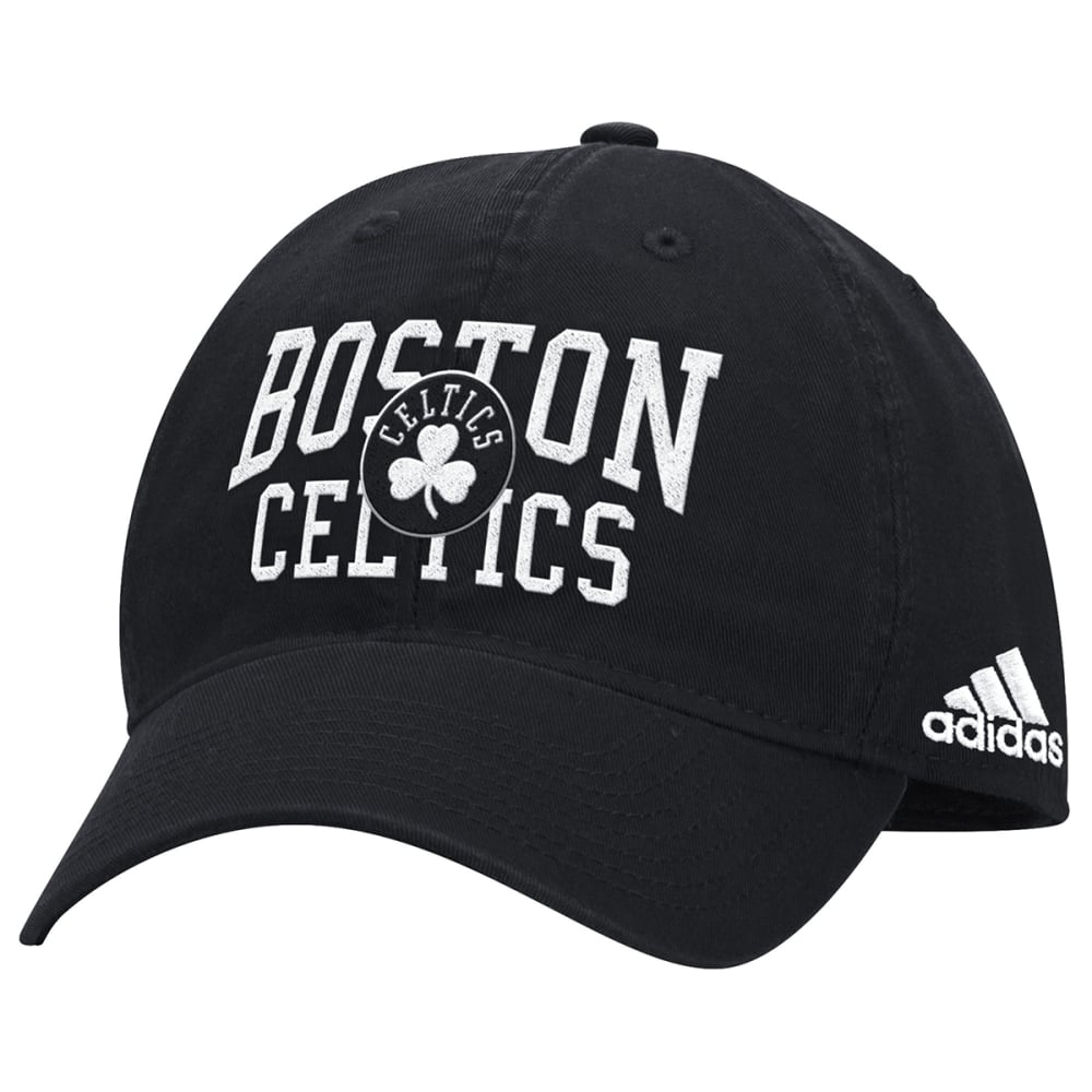 BOSTON CELTICS Adjustable Slouch Hat - MULTI
