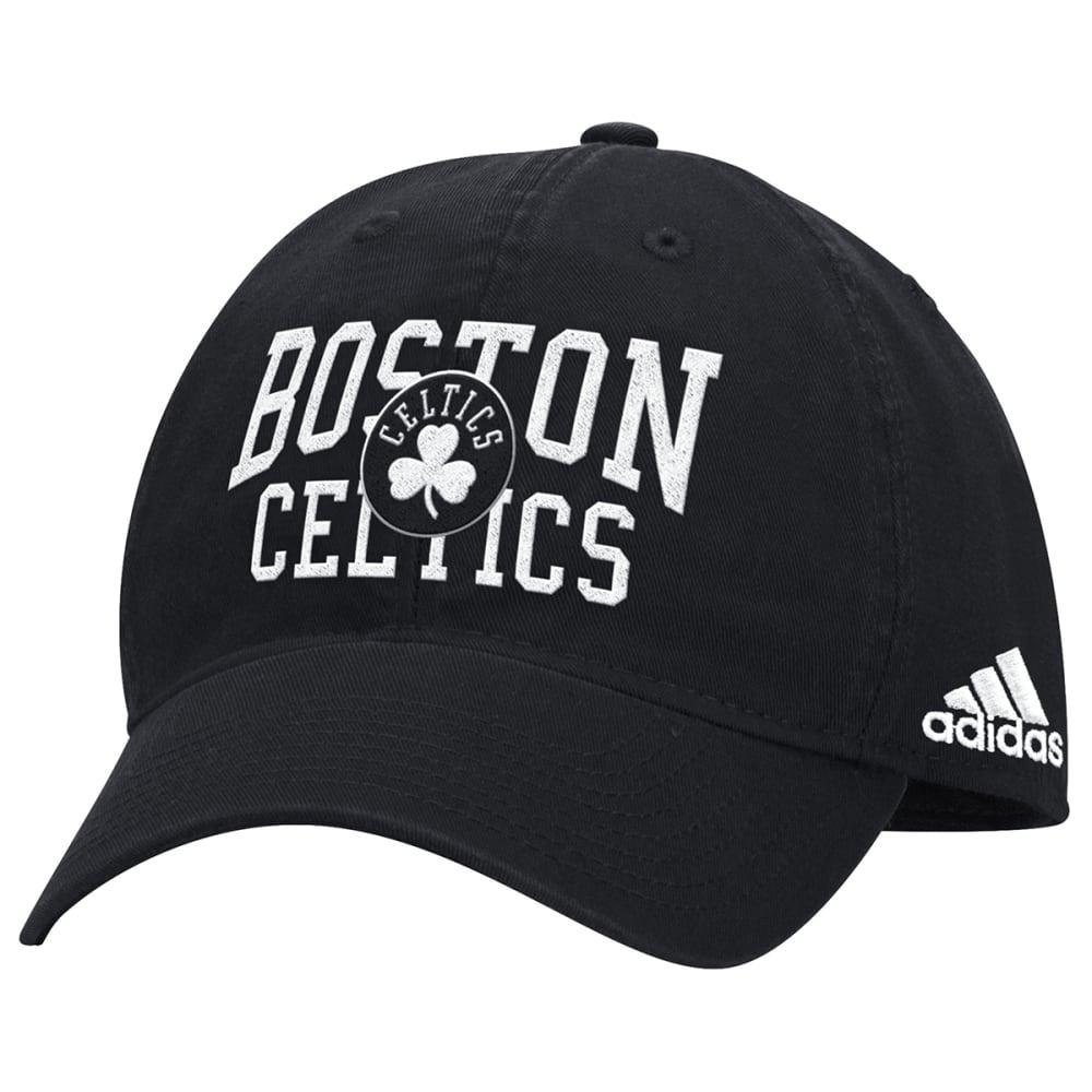 BOSTON CELTICS Adjustable Slouch Hat - MULTI