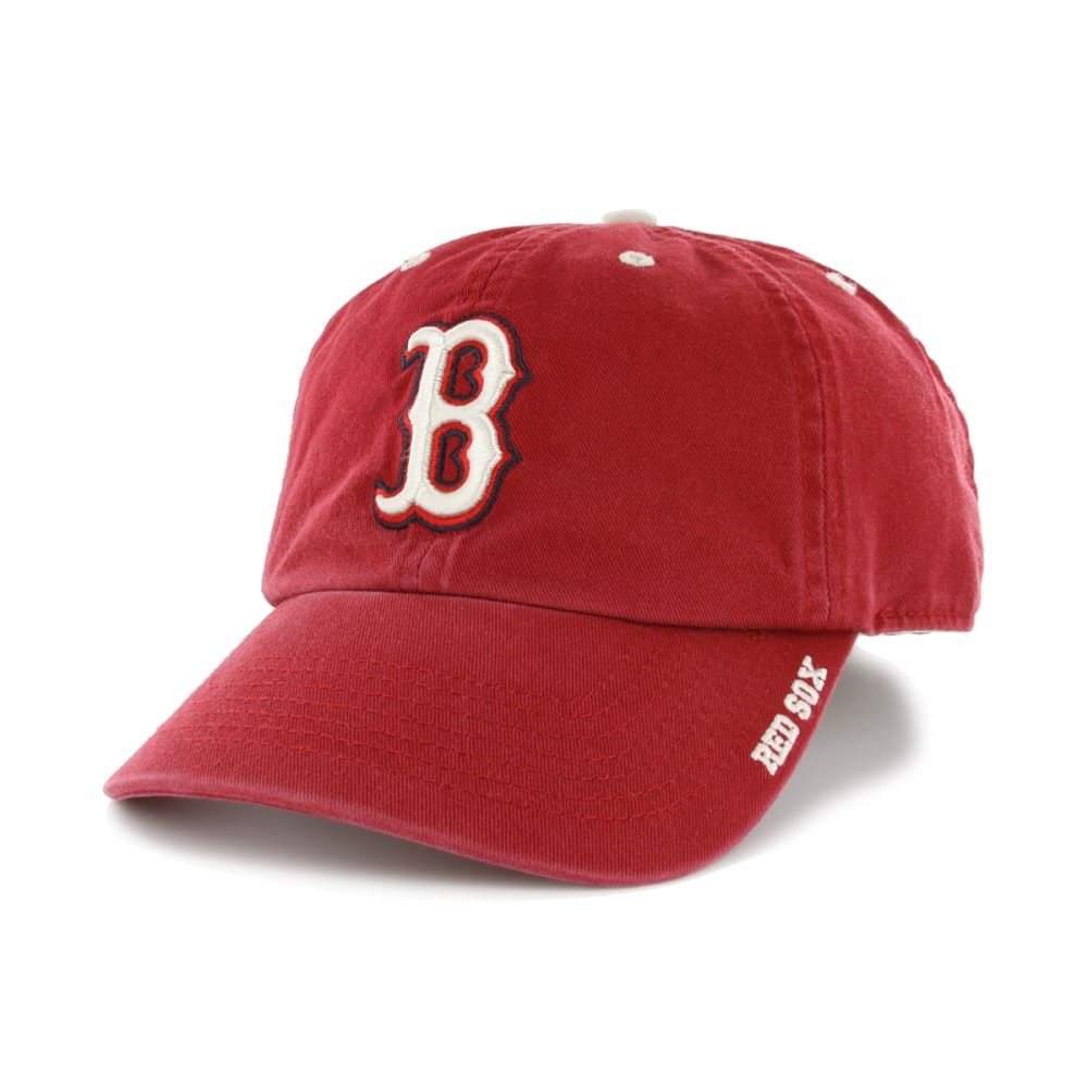 BOSTON RED SOX Women's Ice '47 Clean Up Adjustable Cap - RED